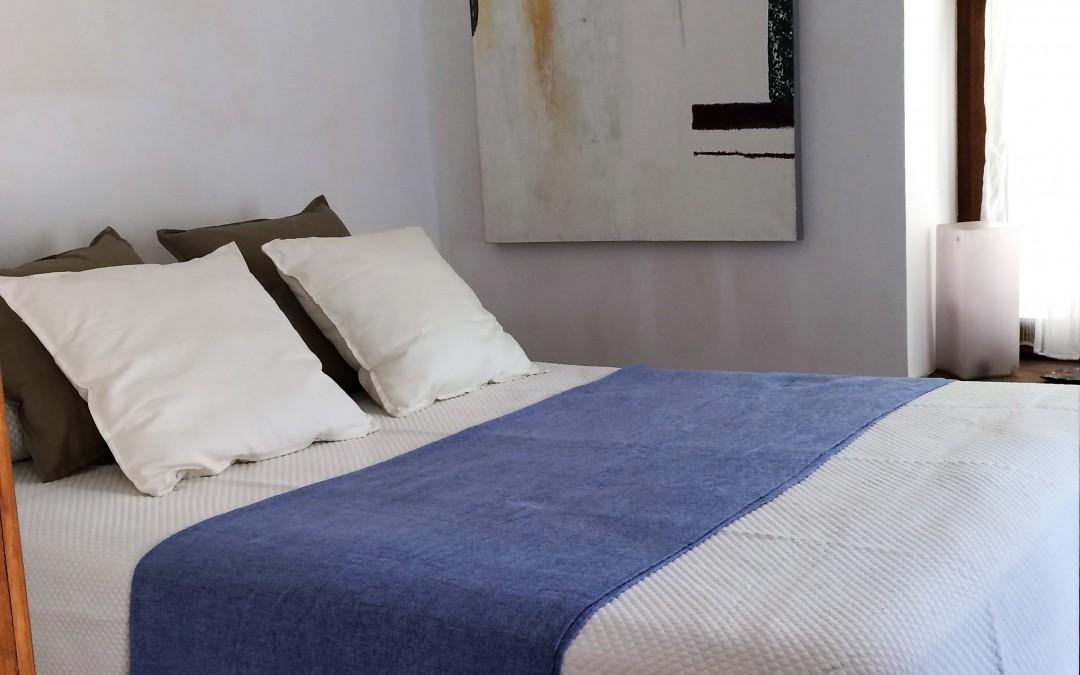 Dormitorio 1 de casa de invitados