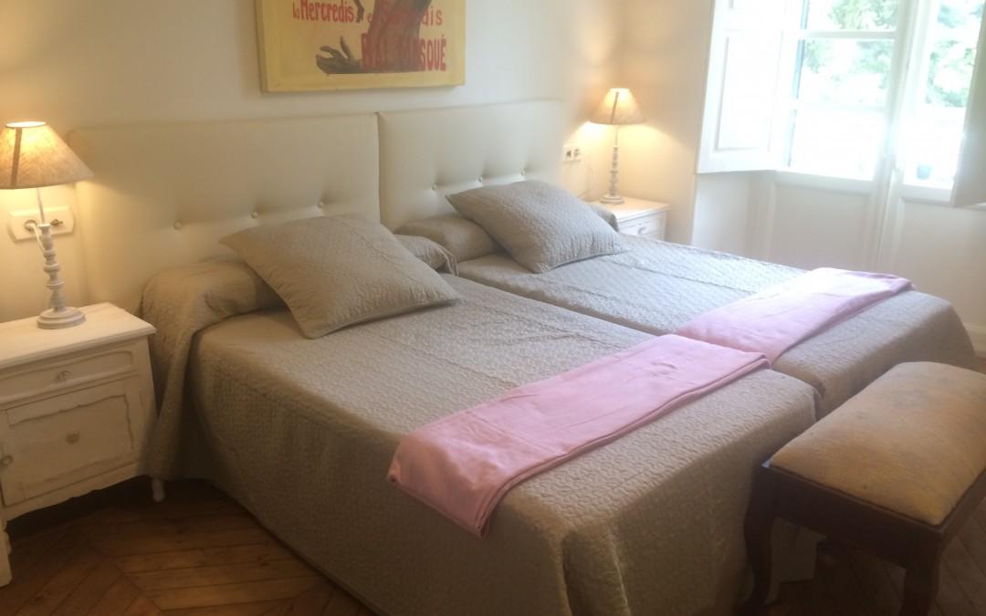 Dormitorio 3 con galeria